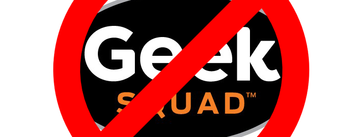 geek squad service center